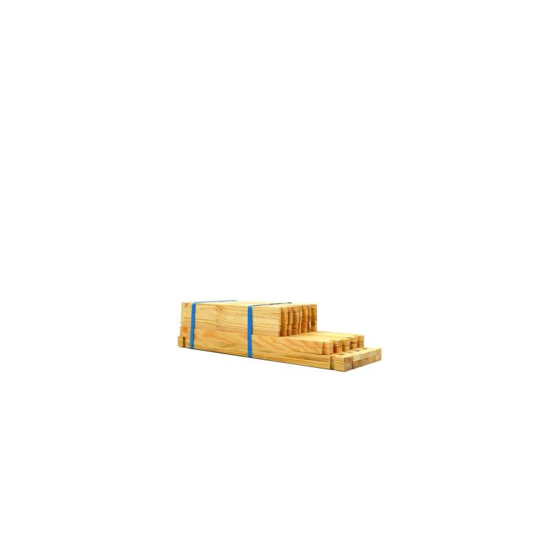 Zasuwka metalowa do ula 160mm