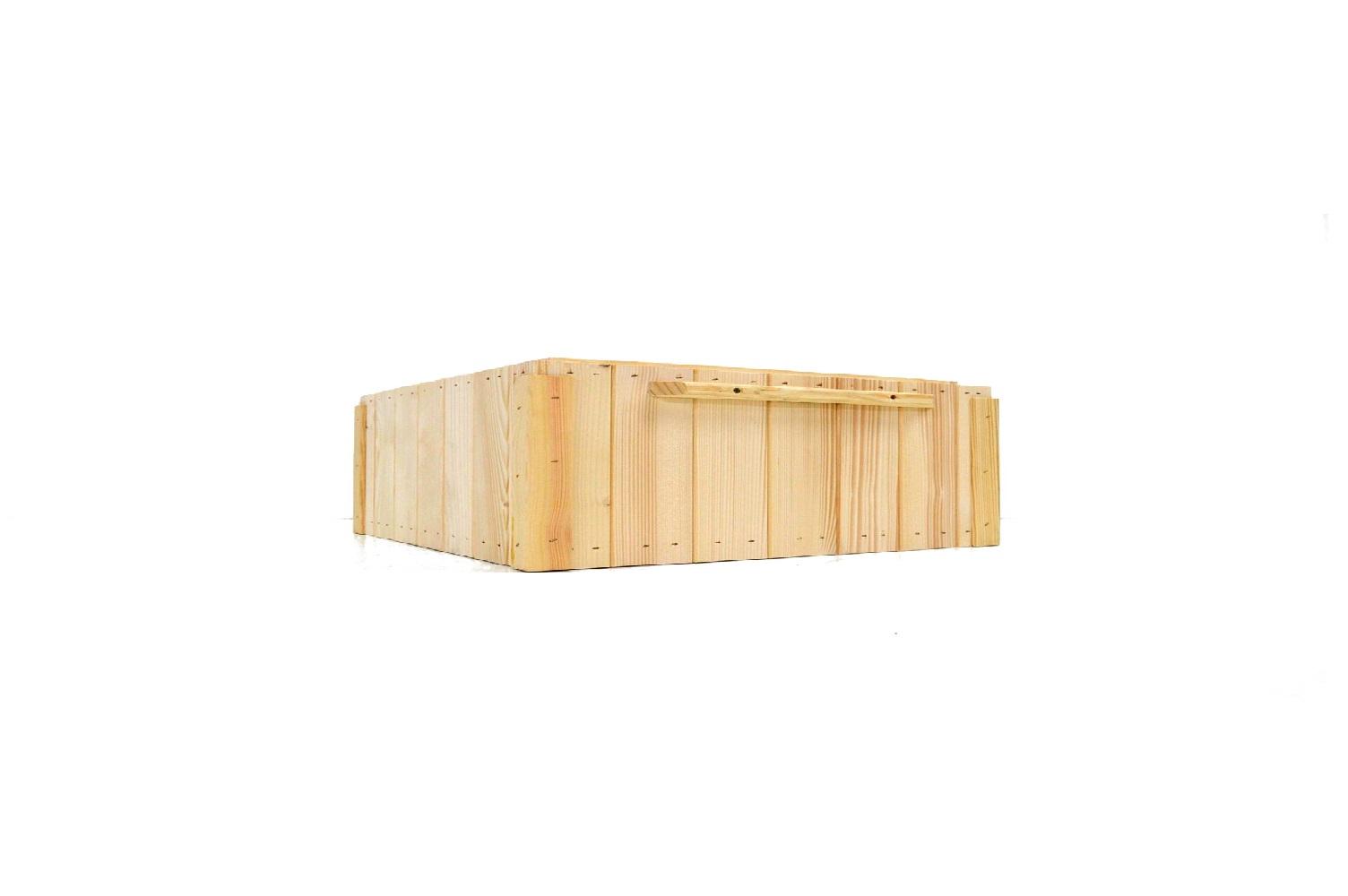 Korpus wielkopolski drewniany półnadstawka